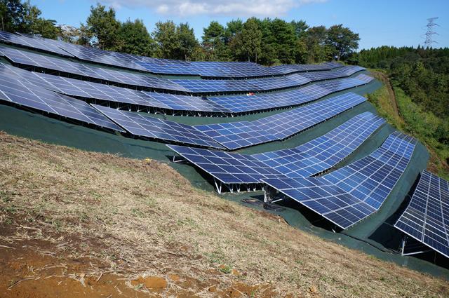 太陽光パネル設置3